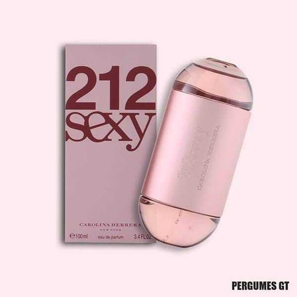 Perfume Carolina Herrera 212 Sexy Mujer