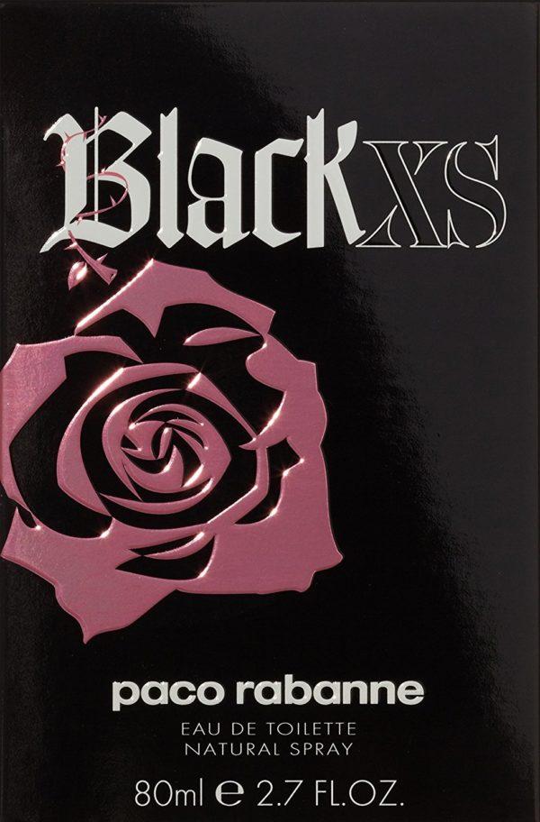 Perfume Paco Rabanne Black XS Mujer