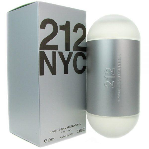 Perfume Carolina Herrera 212 NYC Mujer
