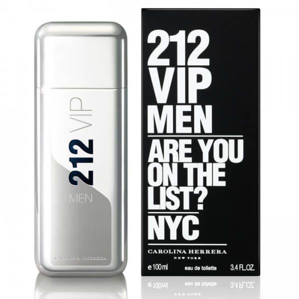 Perfume Carolina Herrera 212 VIP Hombre