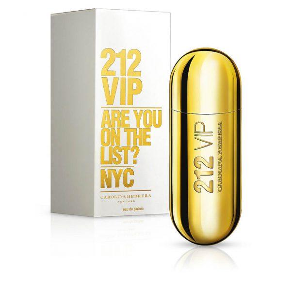 Perfume Carolina Herrera 212 VIP Mujer