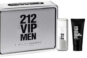 Set de Regalo 212 VIP Hombre